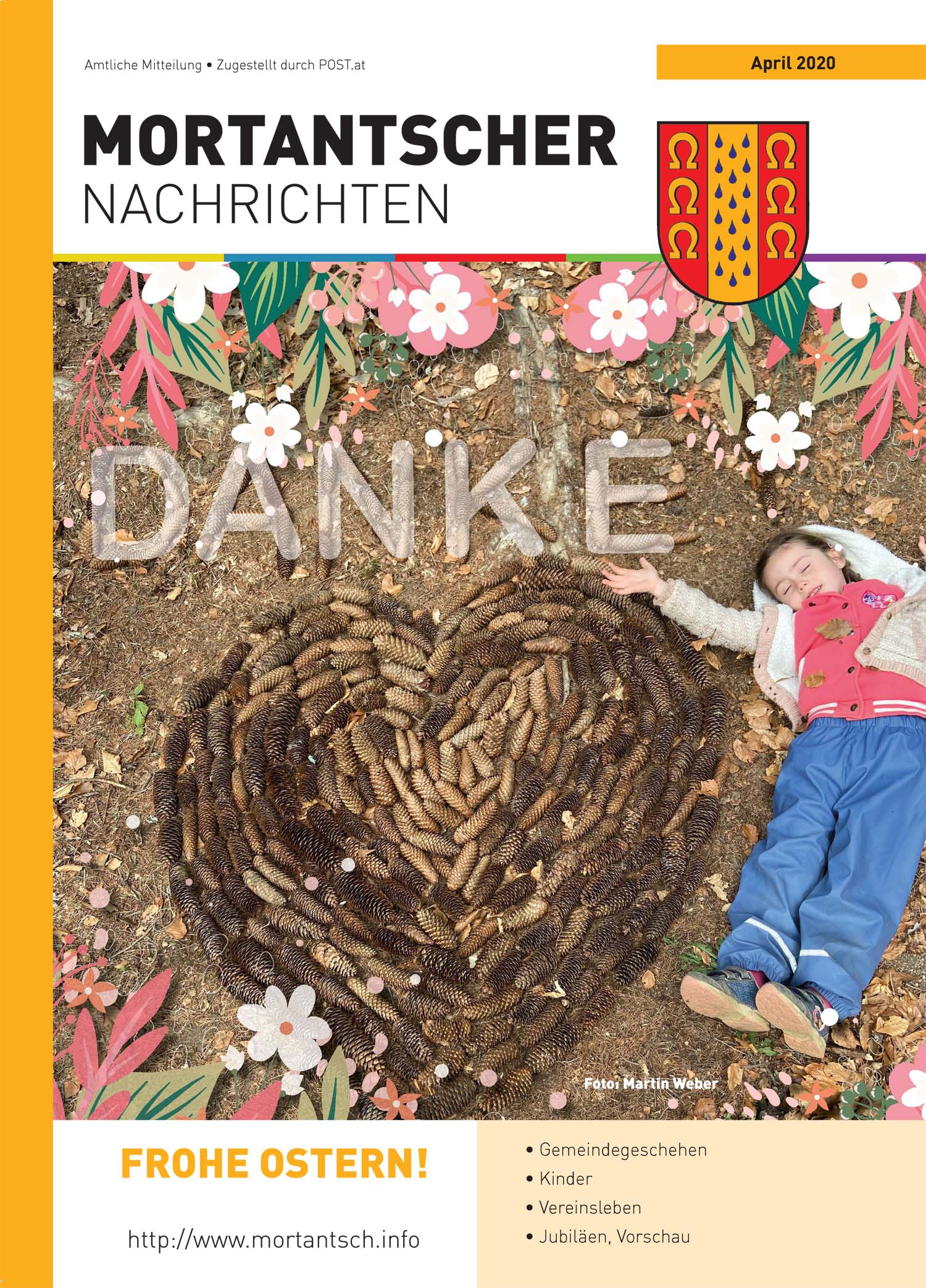 "Featured image for ""Mortantscher Nachrichten April 2020"""