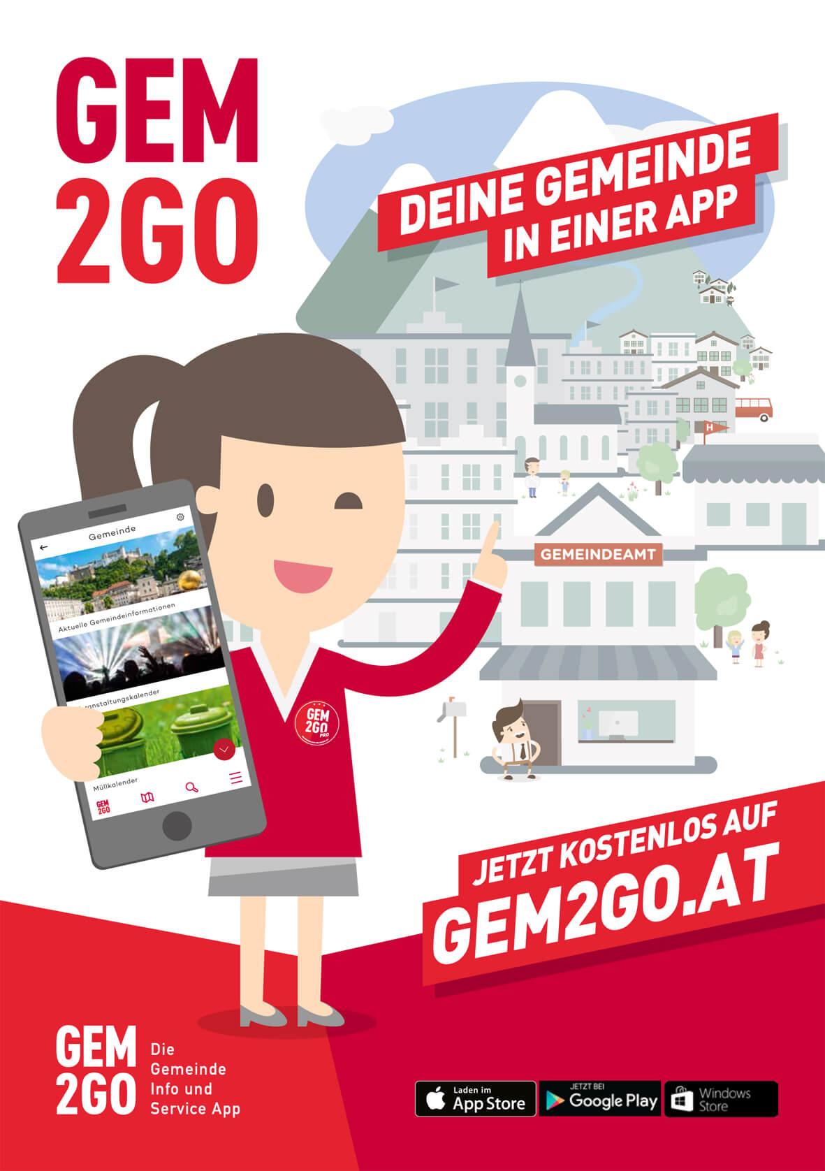 """Featured image for """"Gemeinde App – Gem2go"""""""