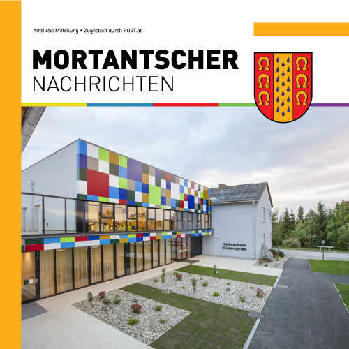 """Featured image for """"Mortantscher Nachrichten November 2020"""""""